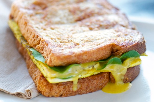 source:http://www.namelymarly.com/2012/01/fried-tofu-french-toast-sandwich/